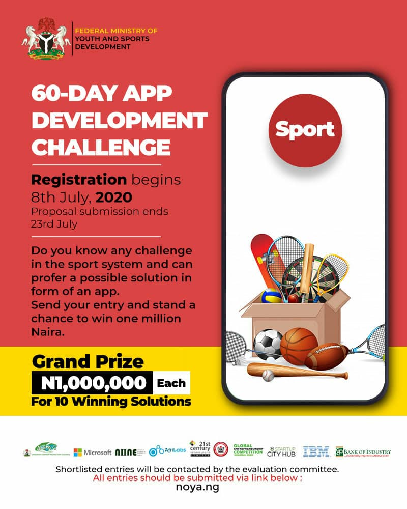 COVID-19: Ministry Launches App Development Challenge to Fire Up Creativity in Youth